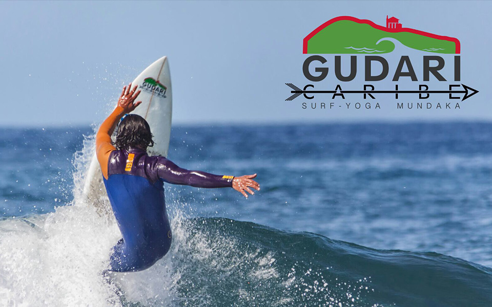 Pro Surfing Gudari Caribe Surf School