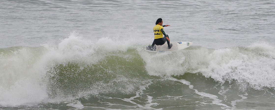 Dennys Mendoza Surf Power Billabong Pro