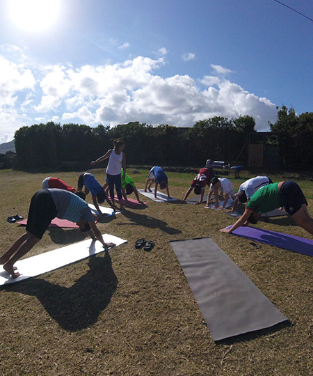 SUP Pilates and Yoga classes